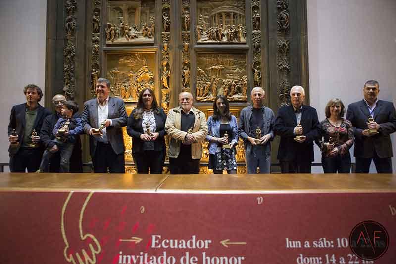 Premios Bartolomé Hidalgo: Los mejores libros uruguayos del año