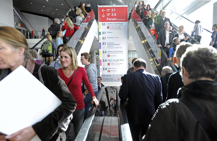 Frankfurtianas: Conozca lo más destacado de este jueves en la Feria de Frankfurt