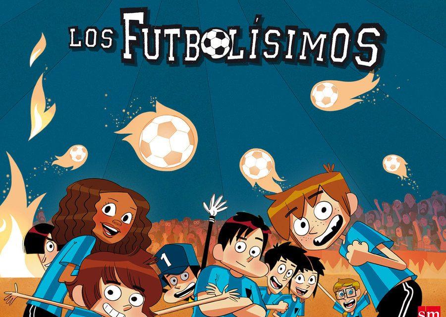 Los futbolísimos: De saga literaria infantil a teatro musical