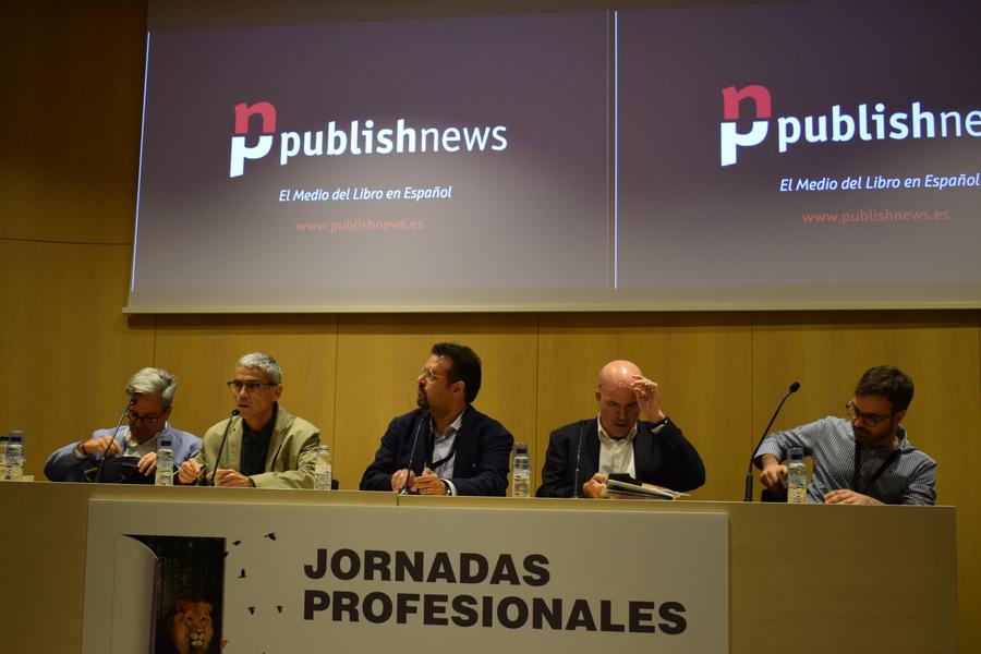"""Publishnews se presentó en Liber con la mesa redonda """"La información no es todo pero es fundamental"""""""