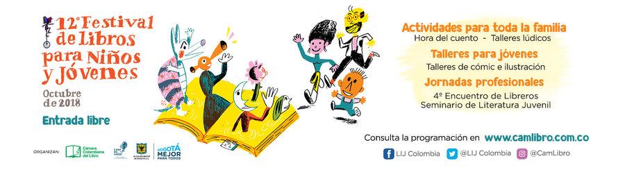 Hoy finaliza el Festival de Libros para Niños y Jóvenes