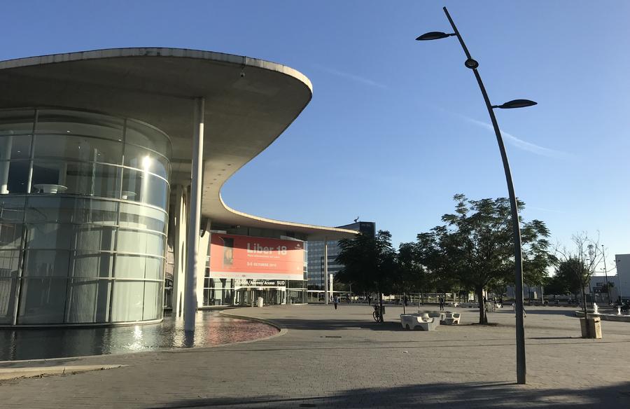 Se inauguró Liber 2018 en Barcelona
