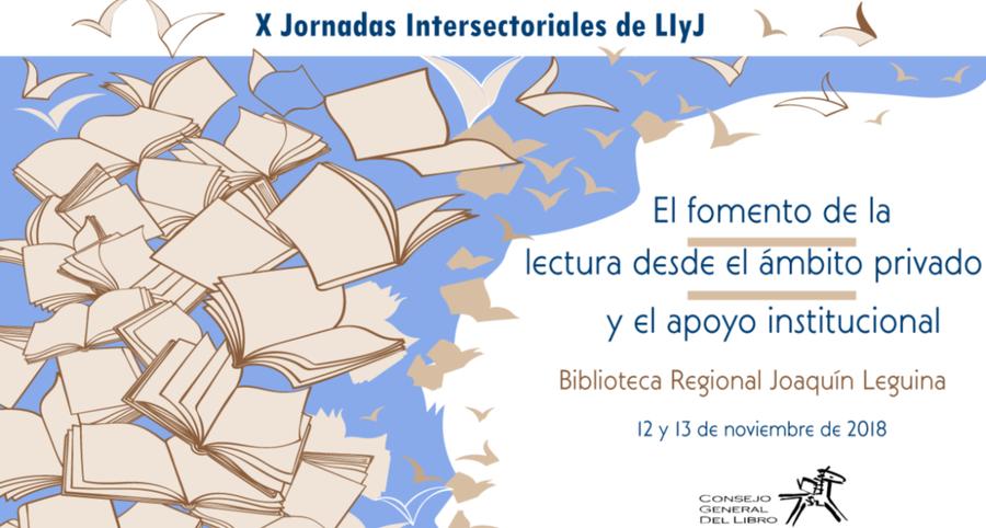 La promoción de la lectura, hilo conductor de las X Jornadas Intersectoriales de Literatura Infantil y Juvenil