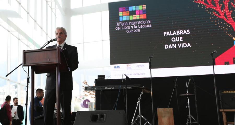 Éxito de la primera rueda de negocios de la FILL Quito