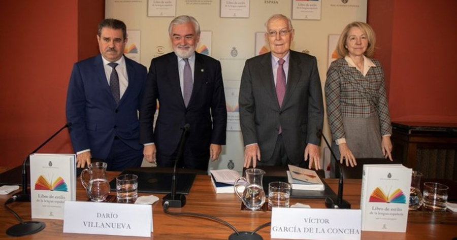 Espasa edita el Libro de Estilo de la Lengua Española