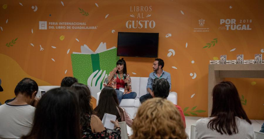 Libros al Gusto, la nueva apuesta de la FIL Guadalajara