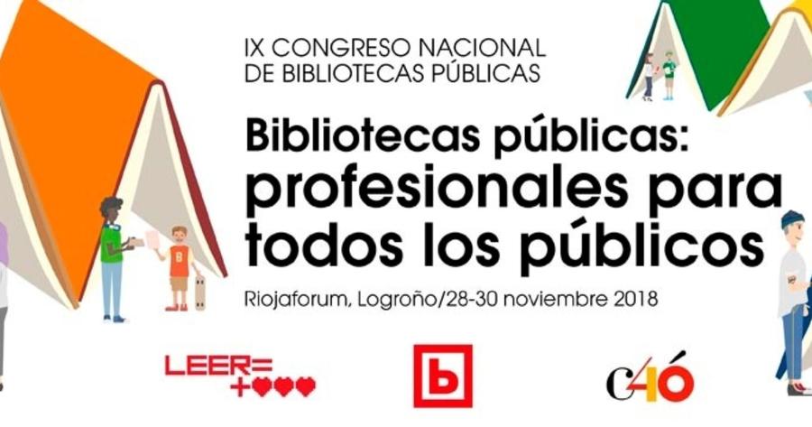 Bibliotecas públicas: profesionales para todos los públicos