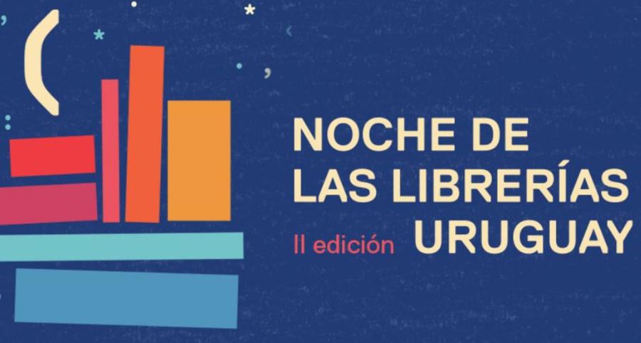 Vuelve la noche de las librerías a Uruguay