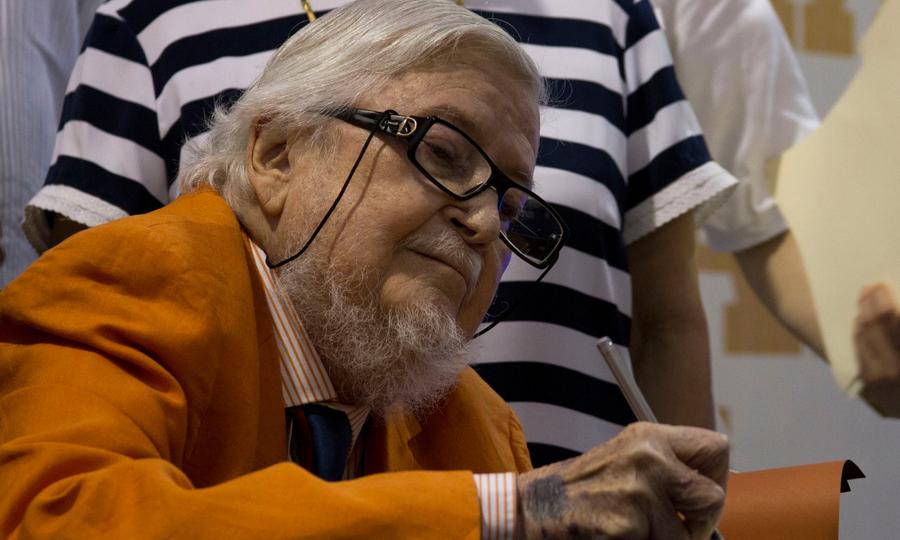 Fallece el escritor mexicano Fernando del Paso