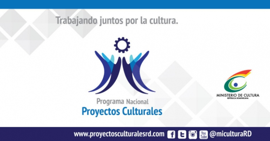 Abierta la V Convocatoria Nacional de Proyectos Culturales en República Dominicana