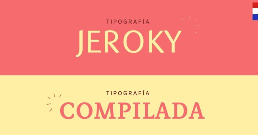 Tipografía digital bilingüe castellano-guaraní de acceso libre y gratuito