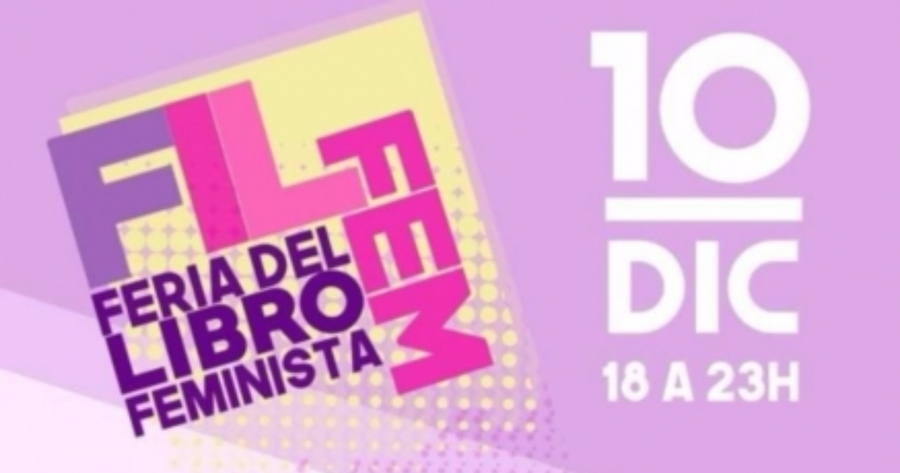 Hoy se inaugura FILFEM, la feria del libro feminista de Buenos Aires