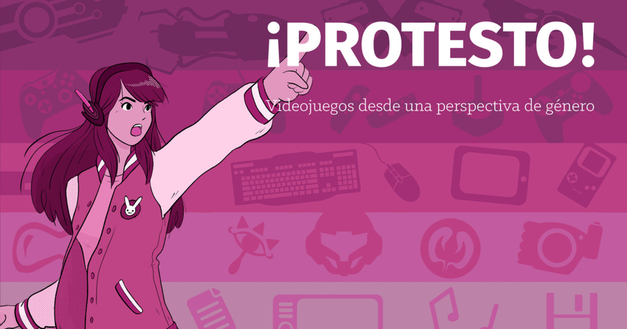 La editorial AnaitGames publica ¡Protesto! Videojuegos desde una perspectiva de género