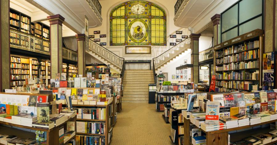 La librería de los sueños de Montevideo