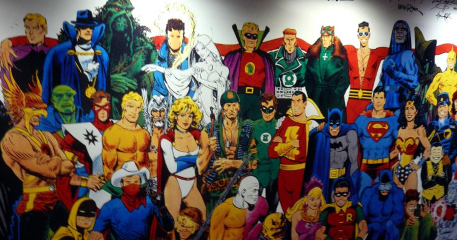 DC Cómics realiza una reestructuración de su organización