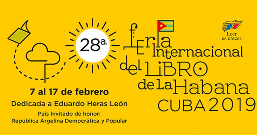 Cuba celebrará en febrero su 28ª Feria del Libro