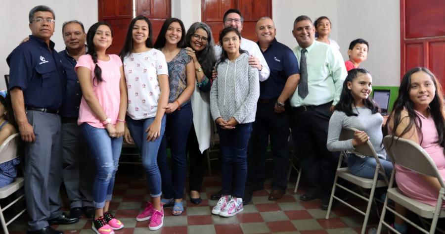 El Salvador inaugurá la primera biblioteca virtual del país
