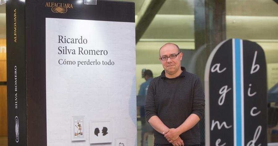 Ricardo Silva Romero, ganador del V Premio Biblioteca de Narrativa Colombiana