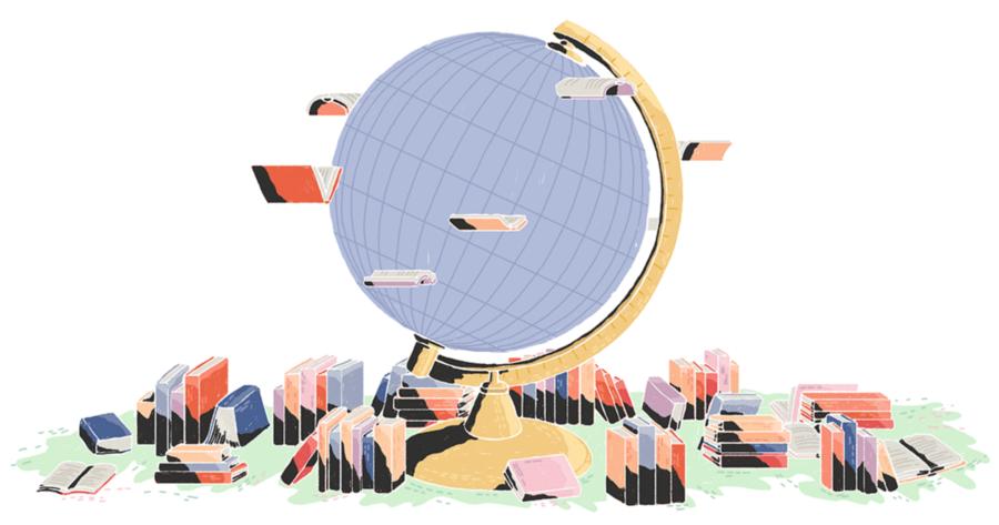 Globetrotting: Conoce que libros traducidos se publicarán en Estados Unidos