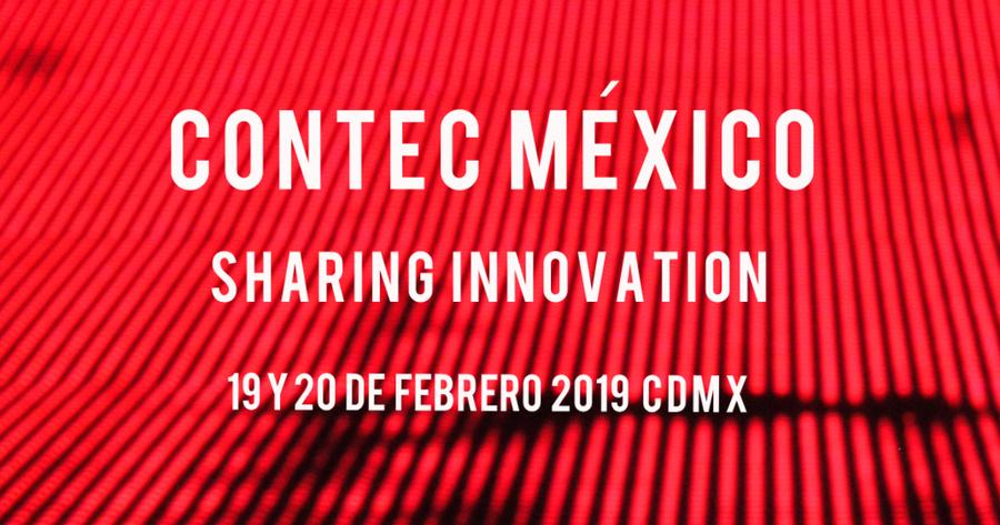 Mañana comienza Contec México 2019