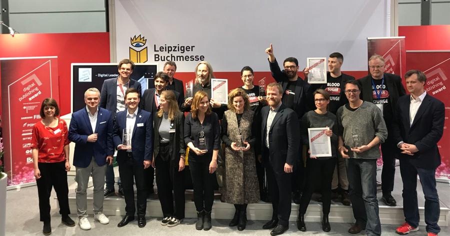 Alemania premia proyectos destacados en la transformación digital de la industria editorial