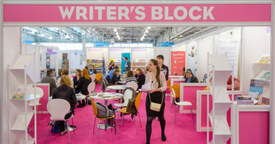 Segundo día de Feria de Londres: El autor como punto principal de la misma
