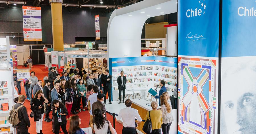 Chile abre su convocatoria en apoyo a la difusión del libro, la lectura y la creación nacional para el segundo semestre 2019