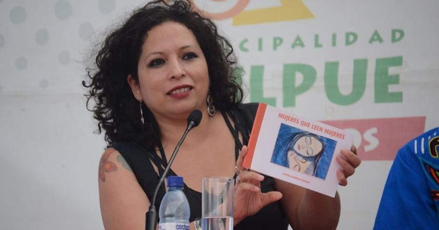 Las mujeres ligadas a la cadena del libro se hacen notar en Chile