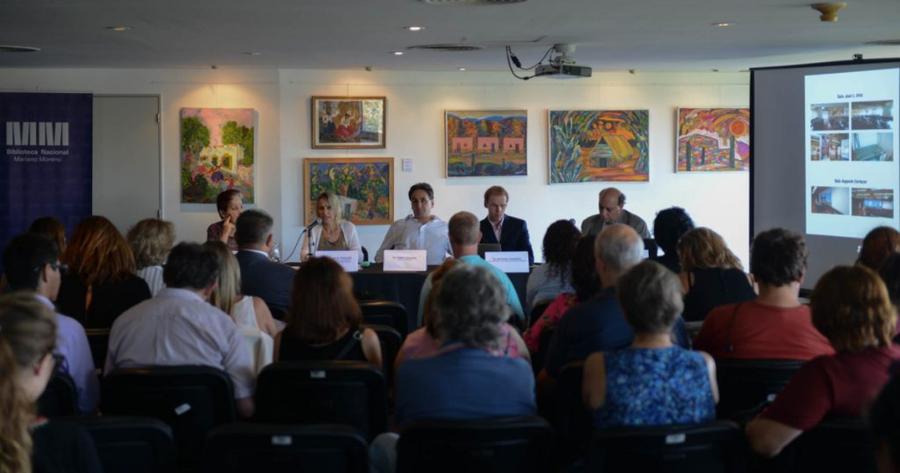 Un proyecto del CERLALC en Argentina para implementar el Tratado de Marrakech ejemplo de cooperación regional