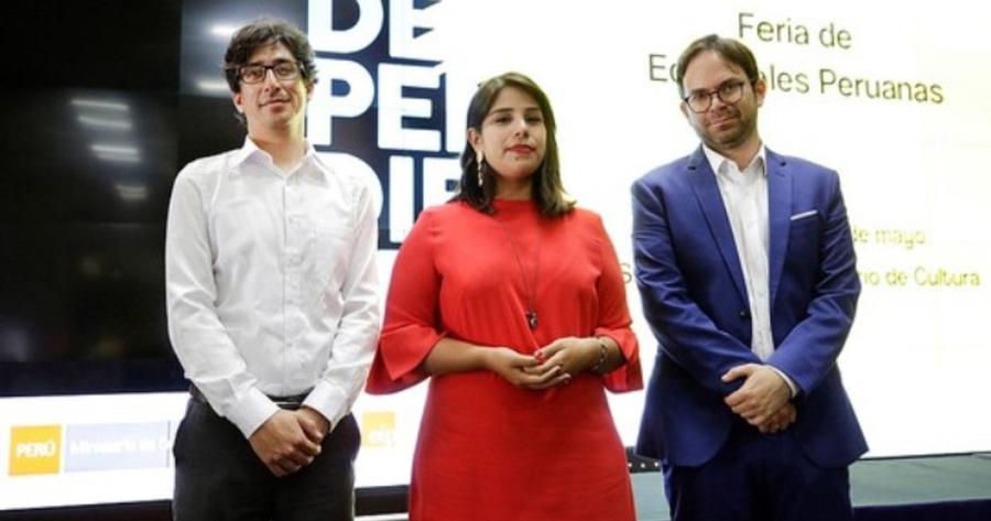 El Ministerio de Cultura peruano presenta la tercera edición de La independiente.