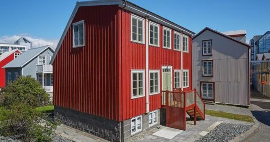 Residencia de escritura en Reikiavik