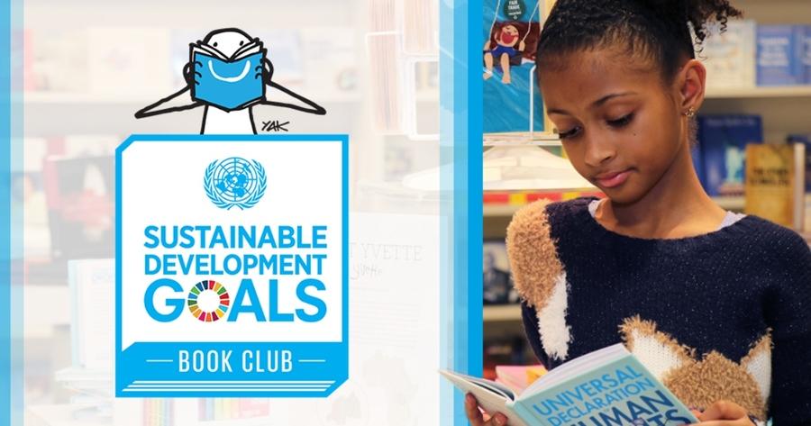 La Feria Internacional del Libro Infantil de Bolonia acogió el lanzamiento del Club de Libros de los Objetivos de Desarrollo Sostenible