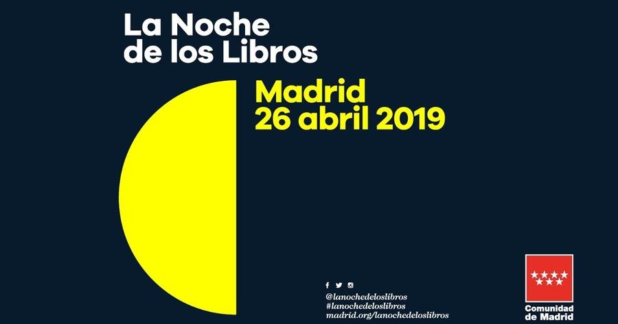 El miércoles se presentó en Madrid la decimocuarta edición de la Noche de los Libros