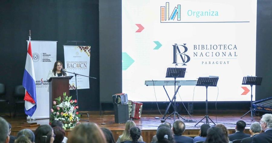 Gran participación de bibliotecarios de Paraguay en el Primer Encuentro Nacional de Bibliotecas Públicas