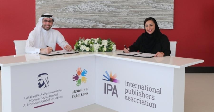 Los Emiratos Árabes Unidos y la Asociación Internacional de Editores firman una alianza para apoyar el ecosistema editorial africano