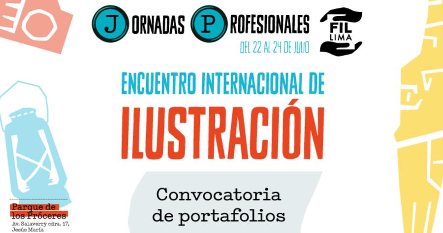 """FIL Lima 2019 lanza convocatoria para presentación de """"Portafolios de Ilustración para el Sector Editorial"""""""