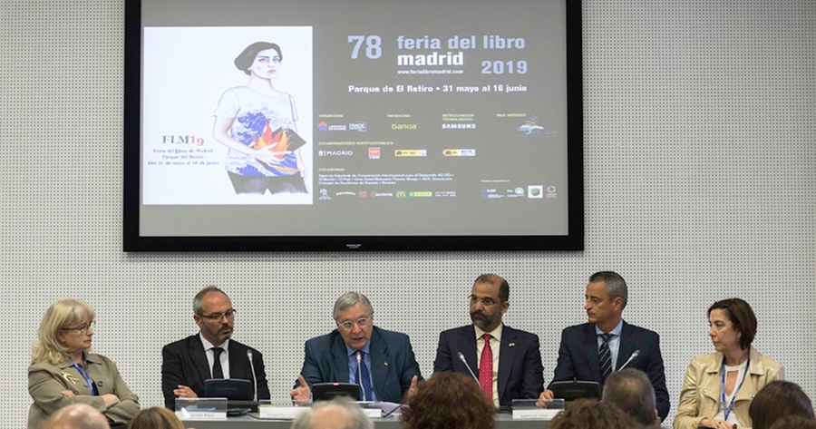 Cerca de mil sellos editoriales se darán cita en la próxima Feria del Libro de Madrid