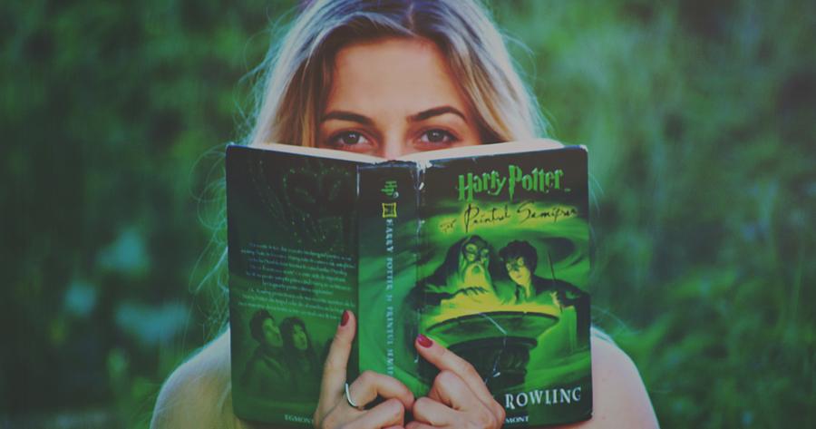 J. K. Rowling lanzará 4 libros más del universo Harry Potter
