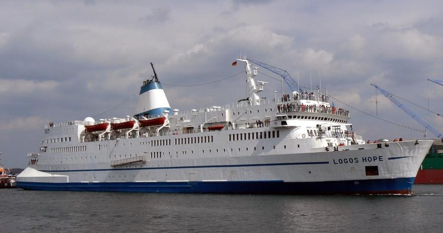 Los libreros porteños reticentes ante la próxima llegada del barco Logos Hope a Argentina