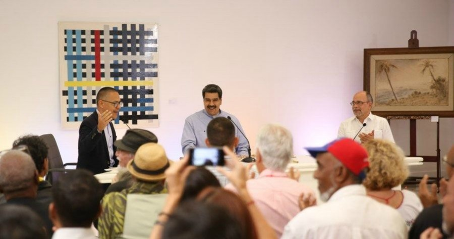 Venezuela aprueba un presupuesto para llevar a cabo su próxima Feria internacional del libro (Filven)