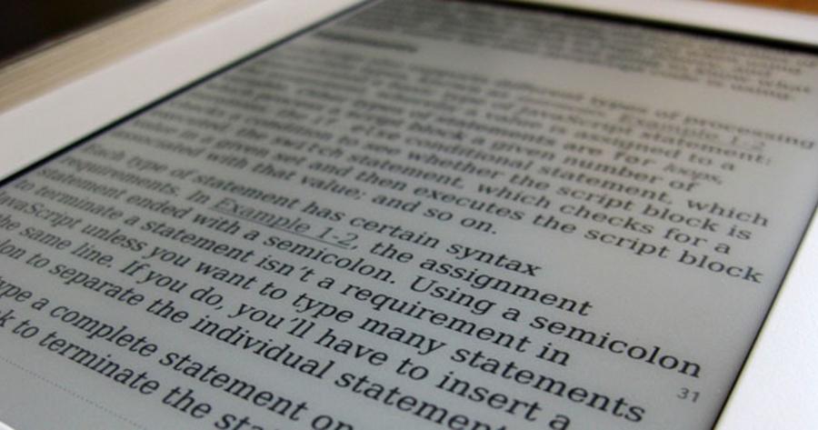 Nuevo informe muestra los hábitos de consumo de los libros digitales y audiolibros