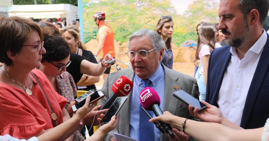 La Feria del Libro de Madrid registra cifras de récord