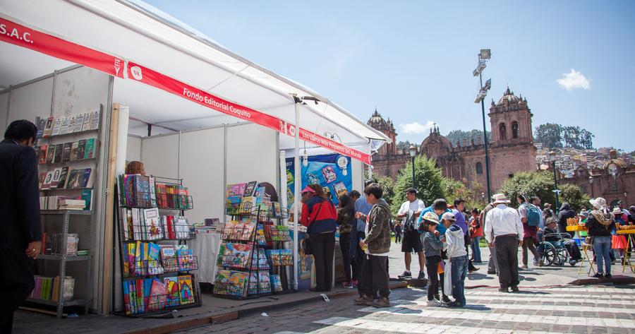 Abierta la convocatoria oficial para participar en FIL Cusco 2019