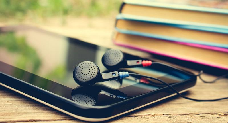 Las ventas de audiolibros aumentan un 25% en los Estados Unidos