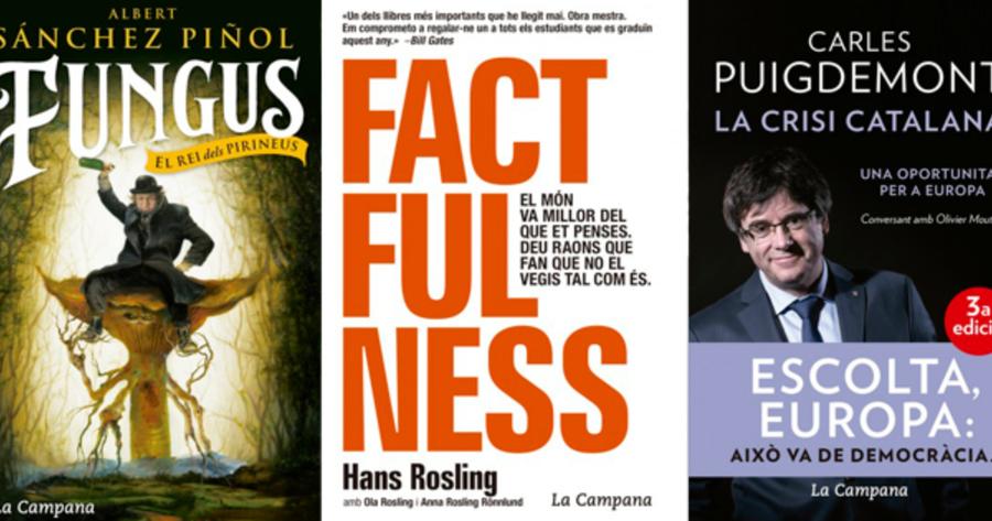 Penguin Random House compra La Campana Llibres