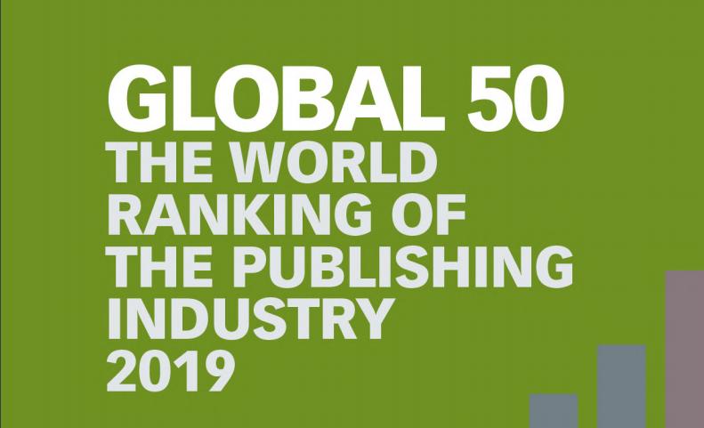 Dos empresas españolas entre las mayores editoriales del mundo