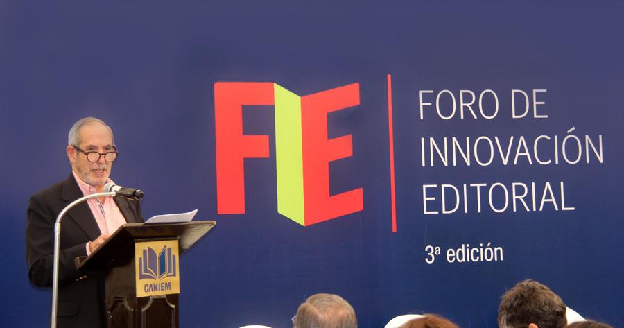 Cerca de 150 personas se dieron cita en el Foro de Innovación Editorial organizado por la CANIEM