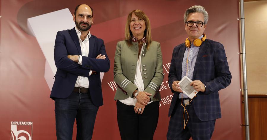 El Congreso del Libro Electrónico de Barbastro celebra su edición más internacional con la voz como hilo conductor