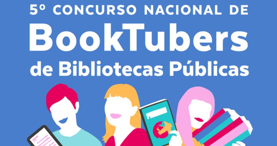 Las Bibliotecas Públicas de Chile convocan la quinta edición del Concurso Nacional de Booktubers
