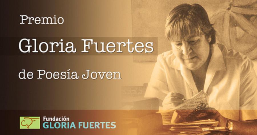 La Fundación Gloria Fuertes convoca el premio Gloria Fuertes de poesía joven 2020